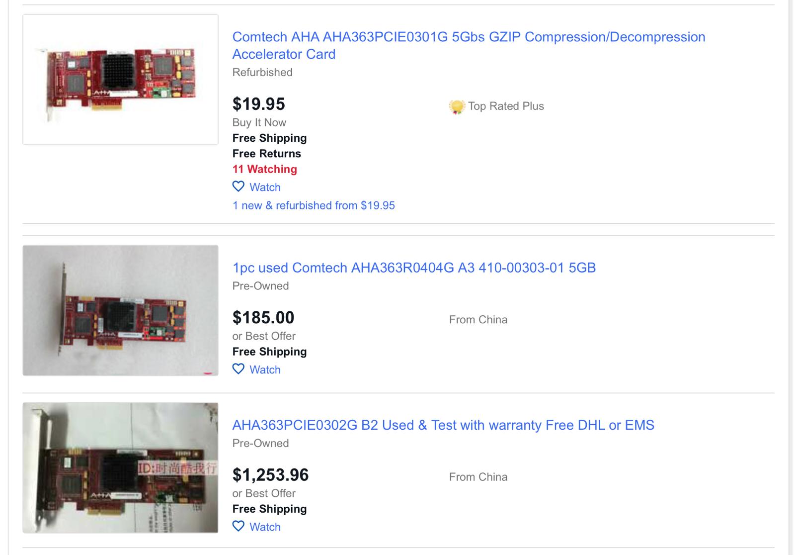 AHA363 on eBay