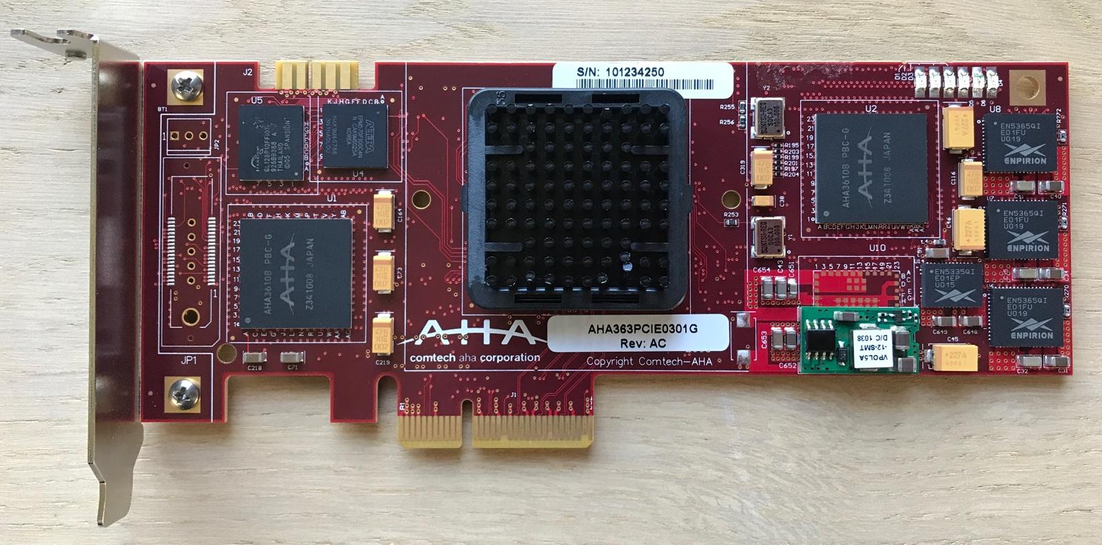 AHA363 with Heat Sink