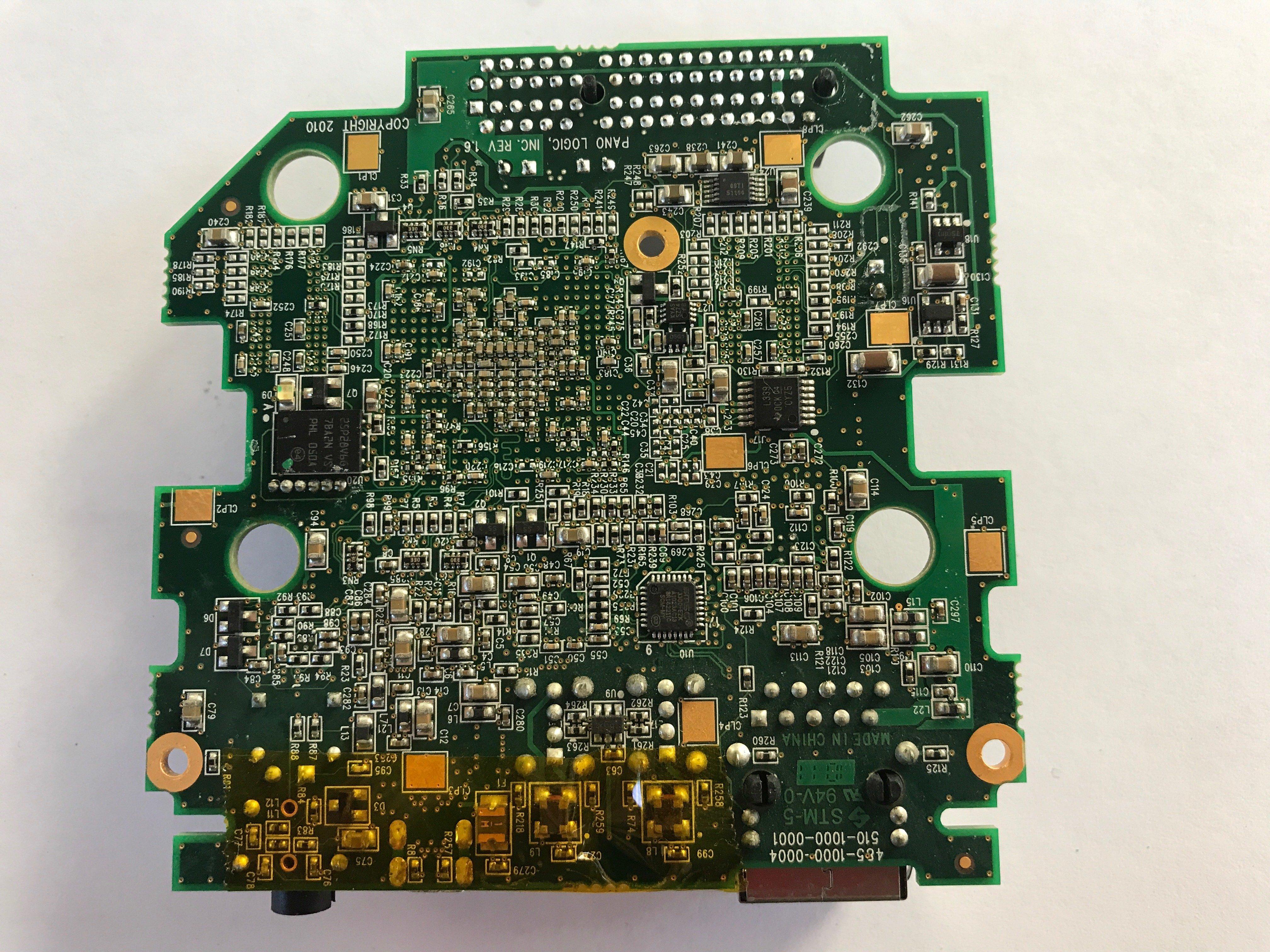 Pano Logic G2 Main PCB Bottom