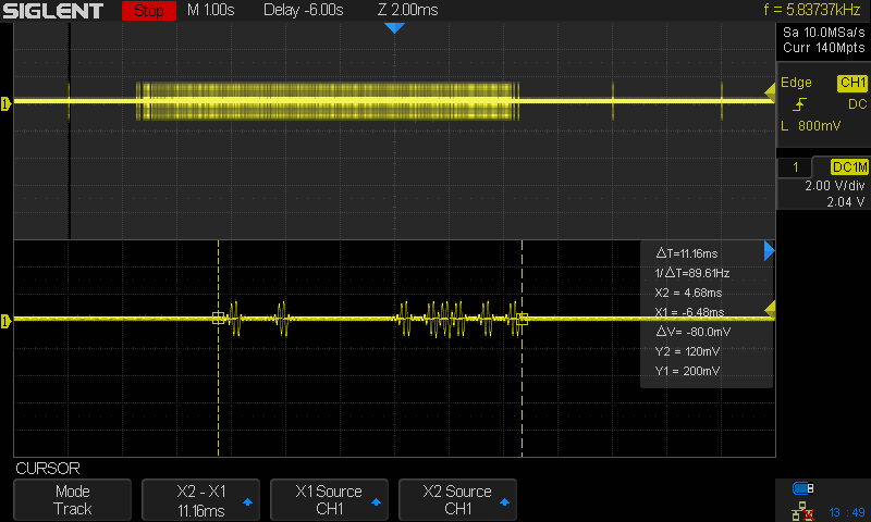AUDIO Pulse Detail