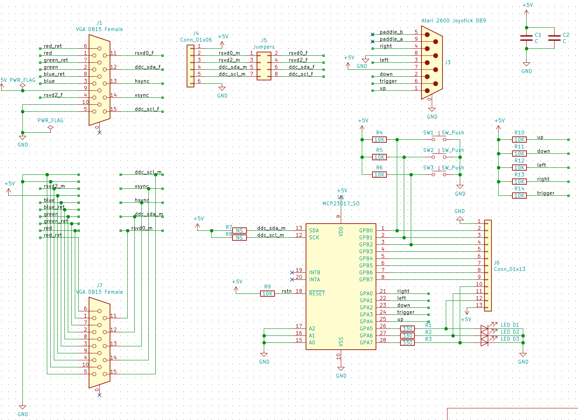 Schematic Rev 1