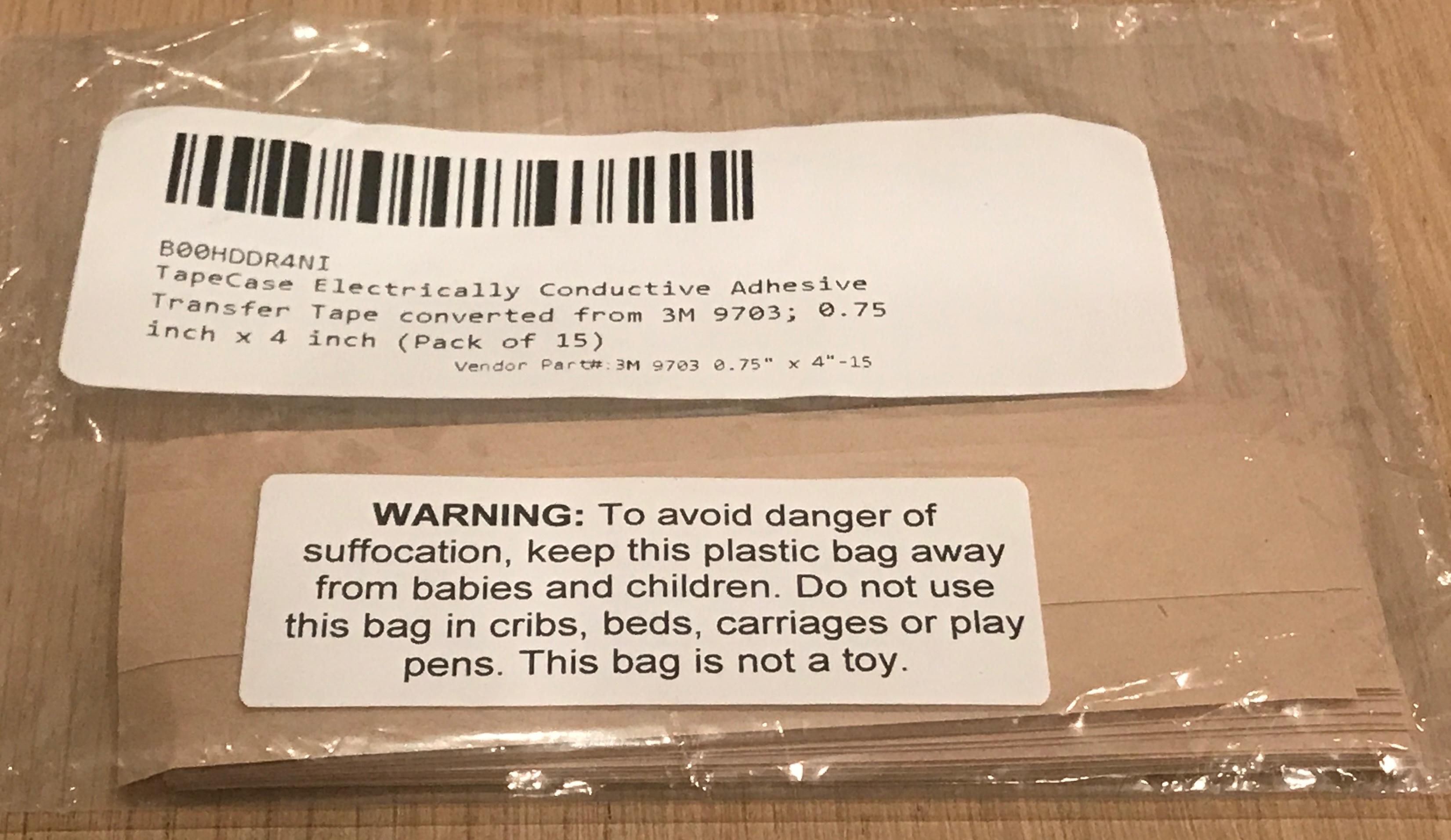 Z-tape Bag